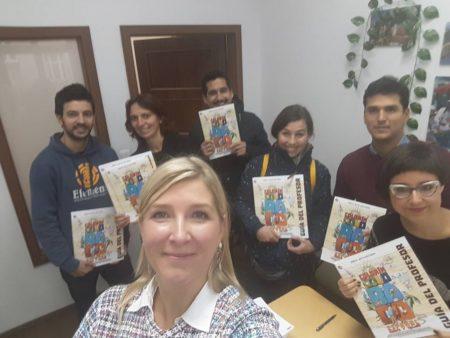 Szkolenie wdrożeniowe we Wrocławiu w szkole El Universo z metody Colorín Colorado 24.10.2017