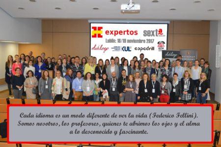 Expertos ELE Lublin 18/19 listopad 2017