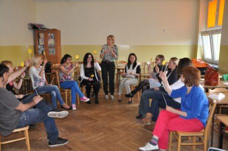 Encuentro de Profesores ELE ( Consejería de Educación en Polonia) Warszawa 2016
