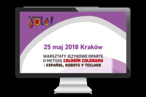 Szkolenie z metody naturalnej w nauczaniu dzieci  – Colorín Colorado Kraków
