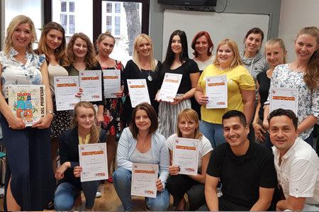 Szkolenie wdrożeniowe Colorín Colorado Wrocław