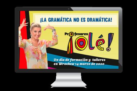 Szkolenie: ¡La gramática no es dramática!