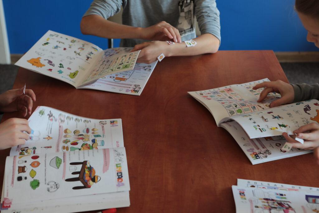 Szkolenia metoda Colorín Colorado - nauka hiszpańskiego